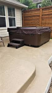 extend my patio and add a privacy