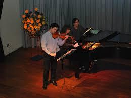 Con éxito total se presentaron los concertistas Beatriz Feldman y ...