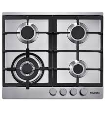 Baumatic Kitchen Appliances Baumatic Bc60gss 60cm 4 Burner Gas Cooktop Kitchen Things