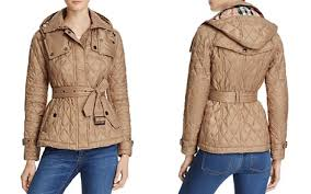 Burberry Quilted Jacket | Bloomingdale's & Burberry Short Finsbridge Quilted Coat - Bloomingdale's_2 Adamdwight.com
