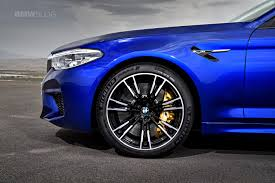 2018 bmw wheels. delighful 2018 the big sticky tires 27540 r 19 at the front and 28540 rear  donu0027t hurt either compound is specificallydesigned for new bmw m5  in 2018 bmw wheels s