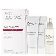 skin doctors hair no more hair removal system pack lookfantastic