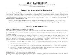 Example Of A Profile For A Resumes Example Of Resume Profile Sample Resume Profile For Students Best Of