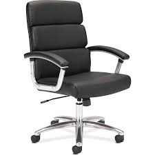 hon pillow soft chair. Basyx By HON HVL103 Executive High-Back Chair BSXVL103SB11 Hon Pillow Soft S