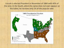 Image result for Lincoln only received 40 percent of the popular vote