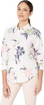 Reyn Spooner Size Chart Reyn Spooner Womens Pau Sky Classic Fit Shirt At Amazon