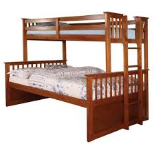 Twin Over Queen Bunk Bed with Stairs - Best Interior Wall Paint Check more  at http