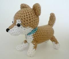 Dog Crochet Pattern Extraordinary Blog PlanetJune By June Gilbank Poll Dog Patterns