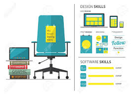 Flat Design Of Job Hiring For Graphic Designer Wording We Need