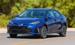 2017 Toyota Corolla First Drive – Review – Car and Driver