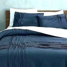 navy blue duvet er dark ers queen intended cover plain double