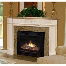 530 monticello lifestyle fireplace painted antique white 8 monticello fireplace mantel
