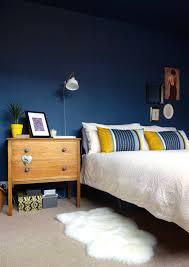 wall lighting for bedroom. ranarp ikea wall light valspar deep shadow dark blue walls similar to farrow and ball hague lighting for bedroom e
