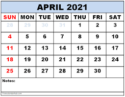 Free calendar templates that you can download for different versions of excel, powerpoint and word. Free Printable April 2021 Calendar Template Editable Word Pdf Excel Calendar