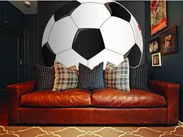 soccer field area rug rugs for kids boys bedroom snsm155com ball chair s decorations famous paintings