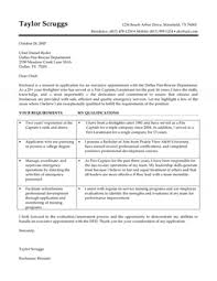 Government Non Profit Cover Letter Samples