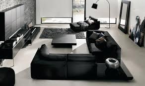 New Ideas Black Living Room Furniture Black Living Room Furniture Ideas  Black Living Room Interior