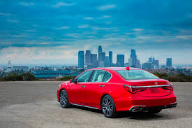 2018 acura hybrid. Delighful Hybrid 2018 Acura RLX Sport Hybrid  In Acura Hybrid