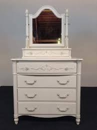 Stanley Furniture pany Young America White Painted and