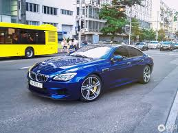 BMW M6 F06 Gran Coupé 2015 - 22 October 2016 - Autogespot