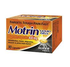 Motrin Ibuprofen Liquid Gels For Headaches Motrin Canada