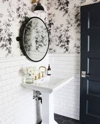 55 Best Wallpaper in Bathroom images in 2019 | Bathroom, Home decor ...