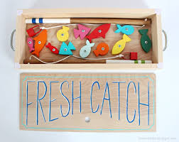 Wooden Game Plans Ana White Wood Toy Fishing Game DIY Projects 81