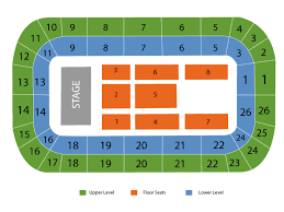 Hershey Centre Seating Chart And Tickets