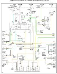 1999 ford f350 tail light wiring diagram 1999 f350 4x4 my trailer lights have stopped working park light fire on 1999 ford f350 tail