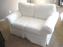 white sofa and loveseat. Full Size Of White Slipcover Sofa Loveseat Slipcovered Young Childrenwhite With Ruffle Bottom Love Seat Couch And N