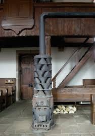 Portland Kamin Türen Kachelöfen Kachelöfen Antiker Herd