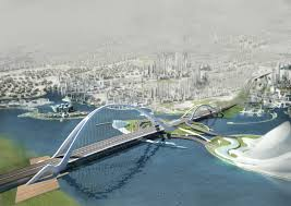 Sheikh Rashid Bin Saeed Crossing   W Architecture & Landscape Architecture    Archello