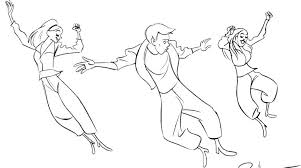 Coloring Pages For Adults Animals Dance Best Simple Ideas Media