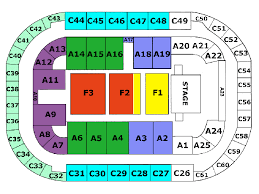 Idaho Center Concert Seating Chart Idaho Center Seating Related Keywords Suggestions Idaho