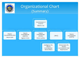Philippine Ports Authority Organizational Chart Bureau Of Customs