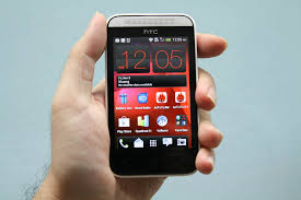 HTC Desire 200 home screen