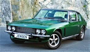 Dans le rétro de Jensen : L'histoire de la marque Jensen