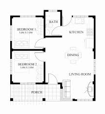 floor plan for small house in the philippines elegant clever design