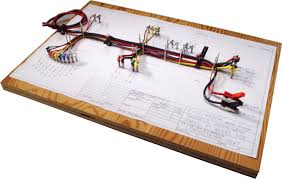how to use schematic cad drawings for cable assemblies part 4 wire harness design software open source at Wire Harness Drawing