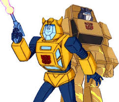 On each page you'll find screen captures from the cartoon, photos of the toy in each mode, & a written description including character profile, abilities & weaknesses. Bumblebee G1 Generation 1 Cartoon Continuity Transformers Wiki