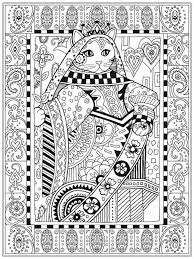 Our Latest Free Adult Coloring Page