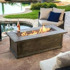 coffee table with fire pit fire pit tables electric fireplace coffee table rectangular pr ethanol mantel
