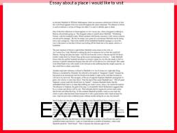 essay about a place i would like to term paper help essay about a place i would like to