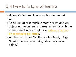 law of inertia formula. 3.4 newton\u0027s law of inertia formula n