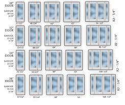entry door size download exterior door sizes chart fresh furniture
