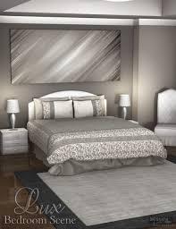 Scene Bedroom Luxury Bedroom Scene 3d Models And 3d Software By Daz 3d