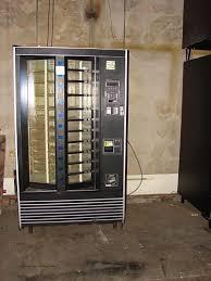 Rowe Vending Machine Impressive Vending Concepts Vending Machine Sales Service Vending Concepts
