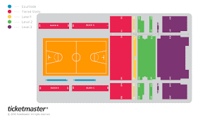 Your Visit Event Seating Plans Bonus Arena Hull