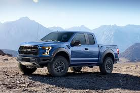 Ford Trail-Tests 2017 F-150 Raptor Photo & Image Gallery