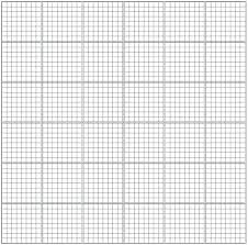 Printable Graph Paper Full Page 1 Inch Graph Paper Full Page Bogazicialuminyum Com